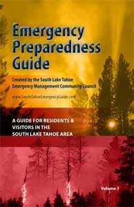 Thumbnail picture of the front page of the Emergency Preparedness Guide